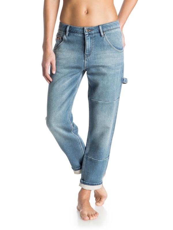 0 Horizon Relaxed Jeans  ERJFB03029 Roxy