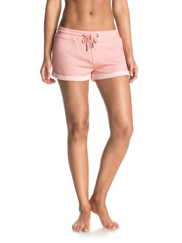 0 Signature Fleece Shorts  ERJFB03098 Roxy