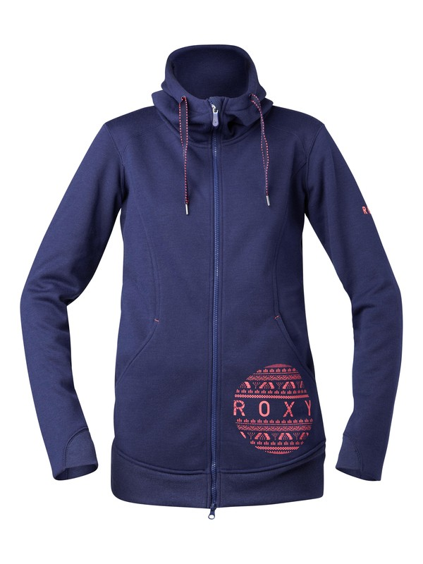 0 Meadows Fleece  ERJFT00052 Roxy