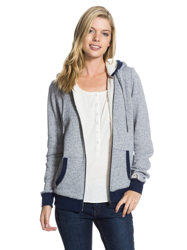 0 Lofty Hooded Sweatshirt  ERJFT03036 Roxy