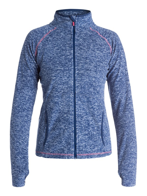 0 Harmony Zip  Fleece  ERJFT03309 Roxy