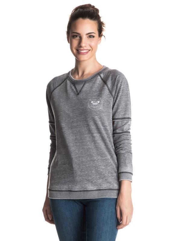 0 Crazy Wild Pullover Sweatshirt  ERJFT03433 Roxy