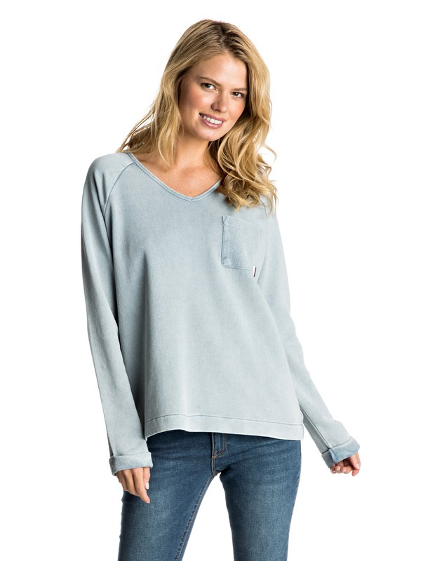 0 Palpo Point Sweatshirt  ERJFT03481 Roxy
