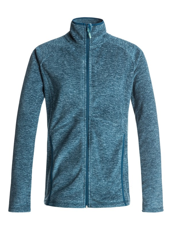 0 Harmony Zip-Up Mid Layer  ERJFT03561 Roxy