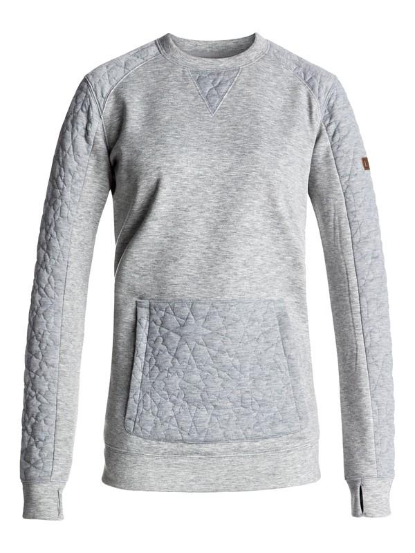 0 Resin Pullover Mid Layer  ERJFT03568 Roxy