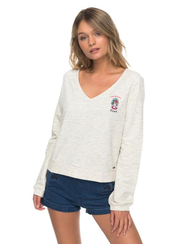 0 Soulmate Dream - Sweatshirt für Frauen Beige ERJFT03692 Roxy
