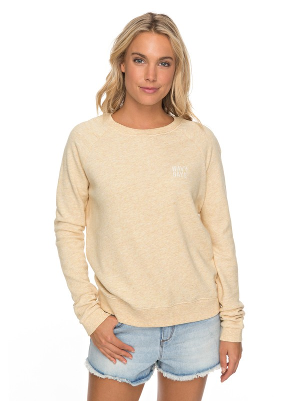 0 Hope To Love Pull Over  Sweatshirt  ERJFT03697 Roxy