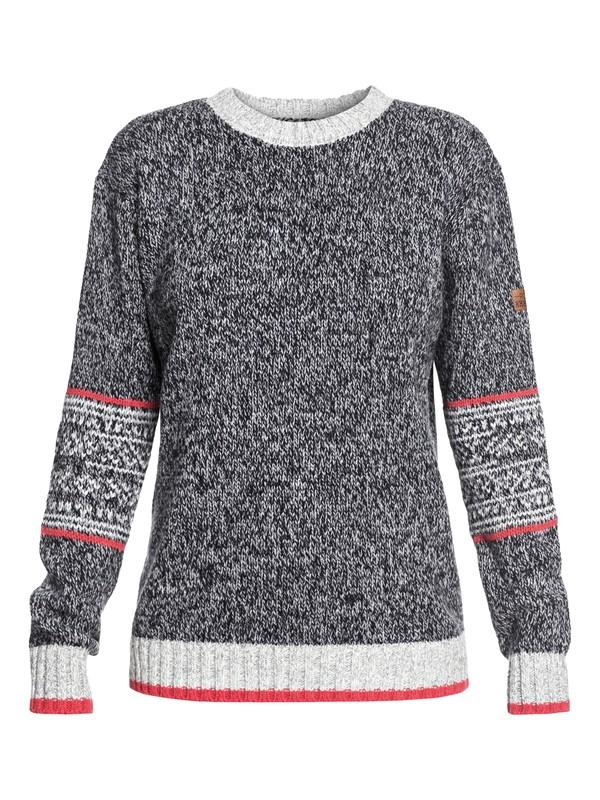 0 Cozy Sound Technical Sweatshirt Black ERJFT03743 Roxy