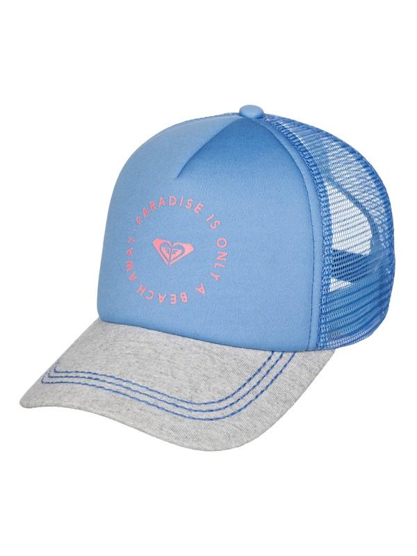 0 Truckin Trucker Hat  ERJHA03034 Roxy
