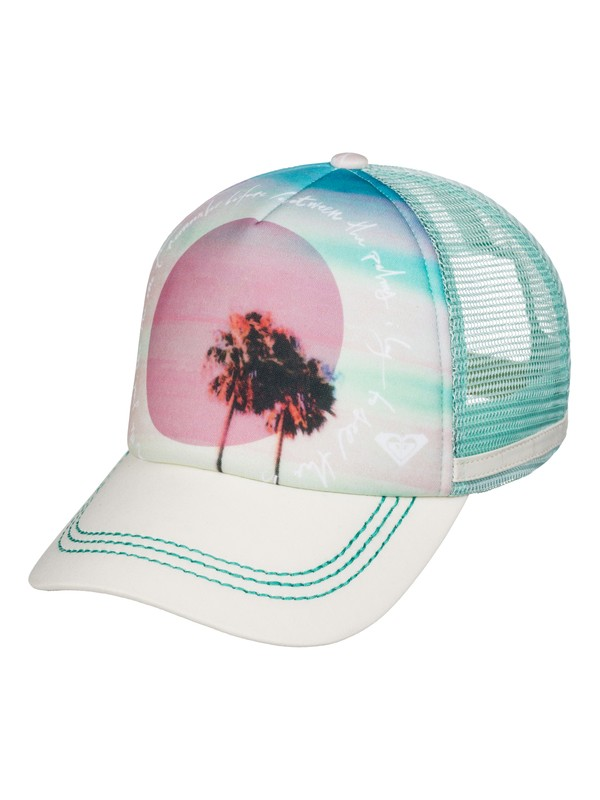 0 Dig This Trucker Hat  ERJHA03037 Roxy