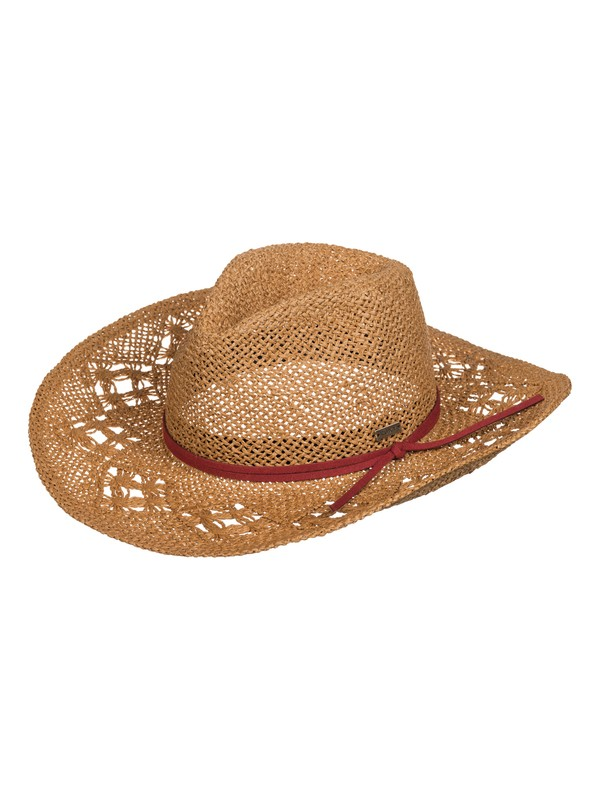 0 Cowgirl - Straw Hat  ERJHA03047 Roxy