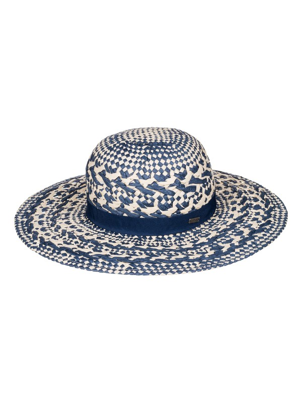 0 Get A Tan - Straw Hat  ERJHA03053 Roxy