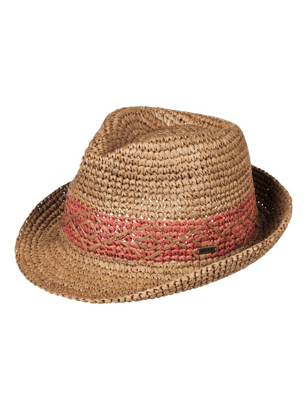 0 Witching Straw Fedora  ERJHA03054 Roxy