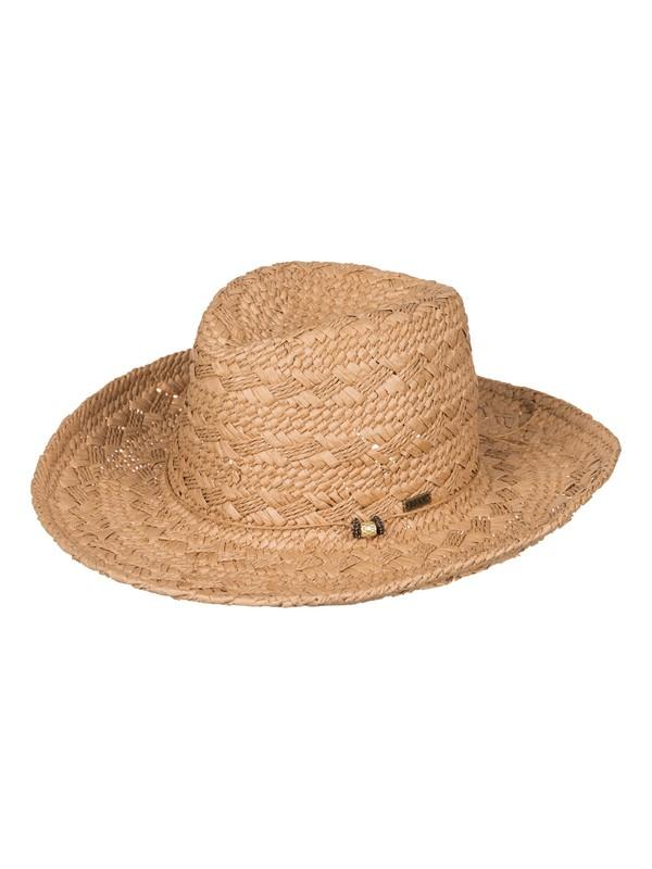 0 Cowgirl Straw Hat  ERJHA03111 Roxy