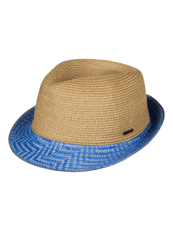 0 Swim Deep Straw Fedora  ERJHA03124 Roxy