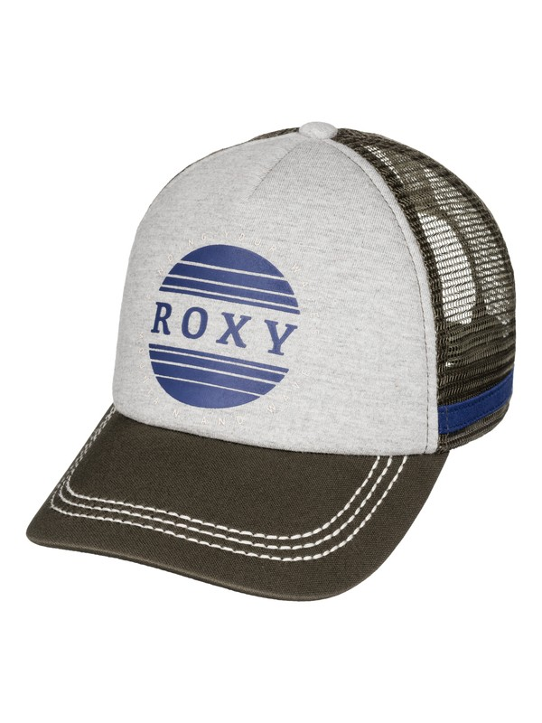 0 Dig This Trucker Hat  ERJHA03141 Roxy