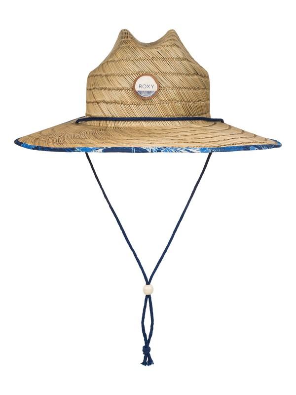 0 Sombrero de paja impresa Tomboy  ERJHA03146 Roxy