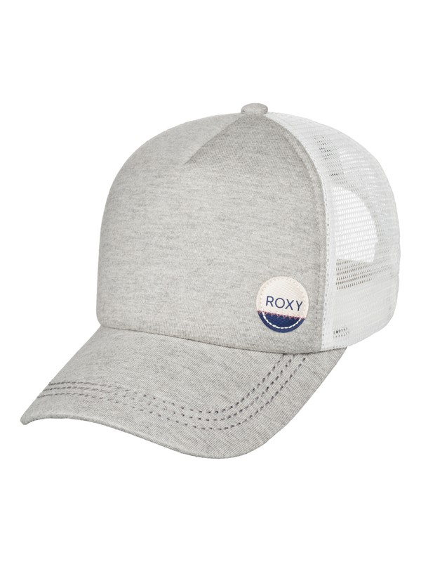 0 Your Patch Trucker Hat  ERJHA03185 Roxy