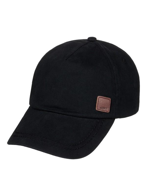 0 Extra Innings A Baseball Hat Black ERJHA03208 Roxy