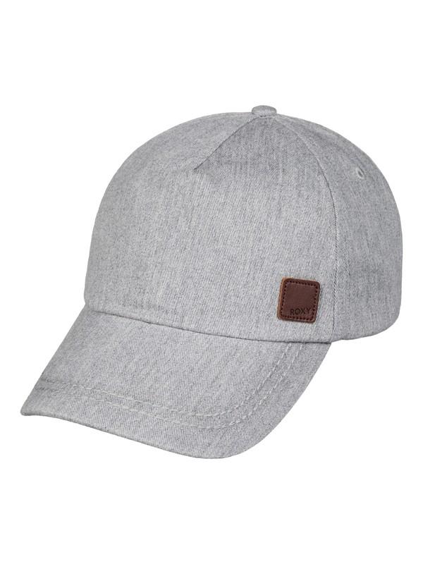0 Extra Innings A Baseball Hat Grey ERJHA03208 Roxy