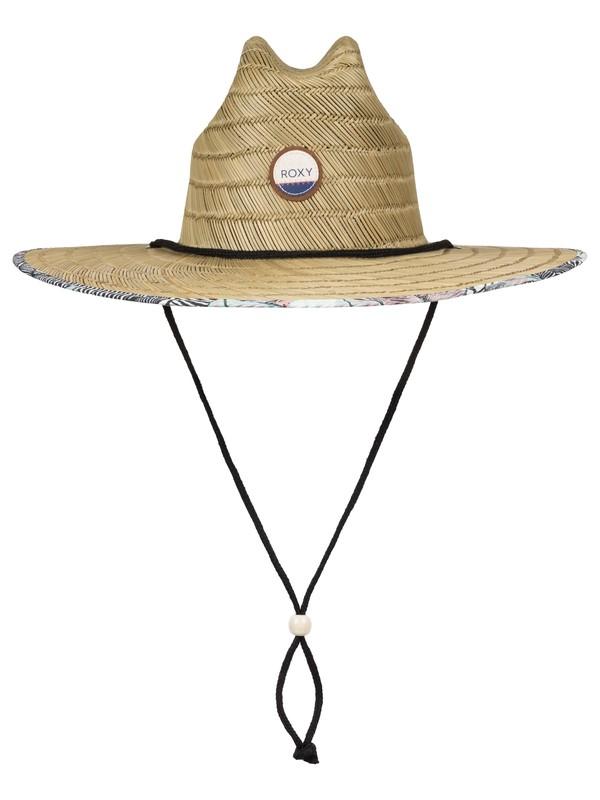0 Sombrero de Paja Estampada Tomboy  ERJHA03214 Roxy