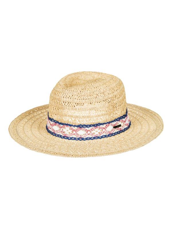 0 Cowgirl Straw Cowgirl Hat  ERJHA03215 Roxy