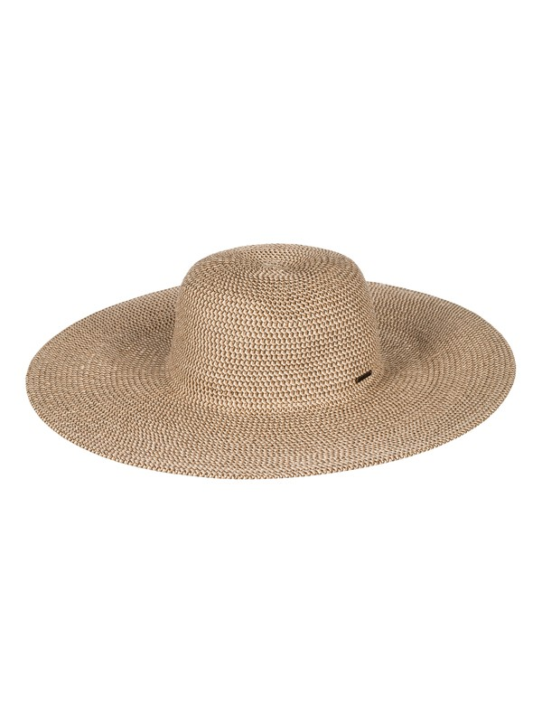 0 Ocean Dream Straw Sun Hat  ERJHA03217 Roxy