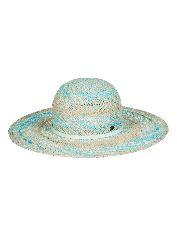 0 Take A Break Straw Sun Hat  ERJHA03222 Roxy