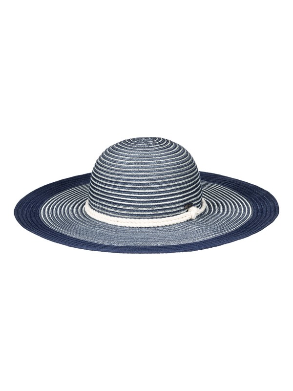 0 Ocean Dream Straw Sun Hat  ERJHA03238 Roxy