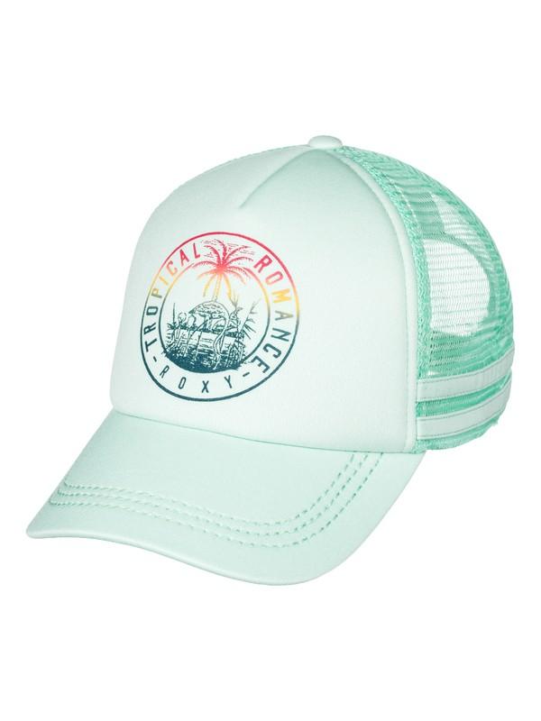 0 Dig This Trucker Hat  ERJHA03242 Roxy