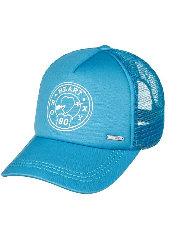 0 Truckin Trucker Hat  ERJHA03247 Roxy