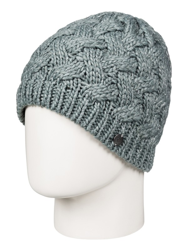 0 Love And Snow - Beanie Gray ERJHA03264 Roxy
