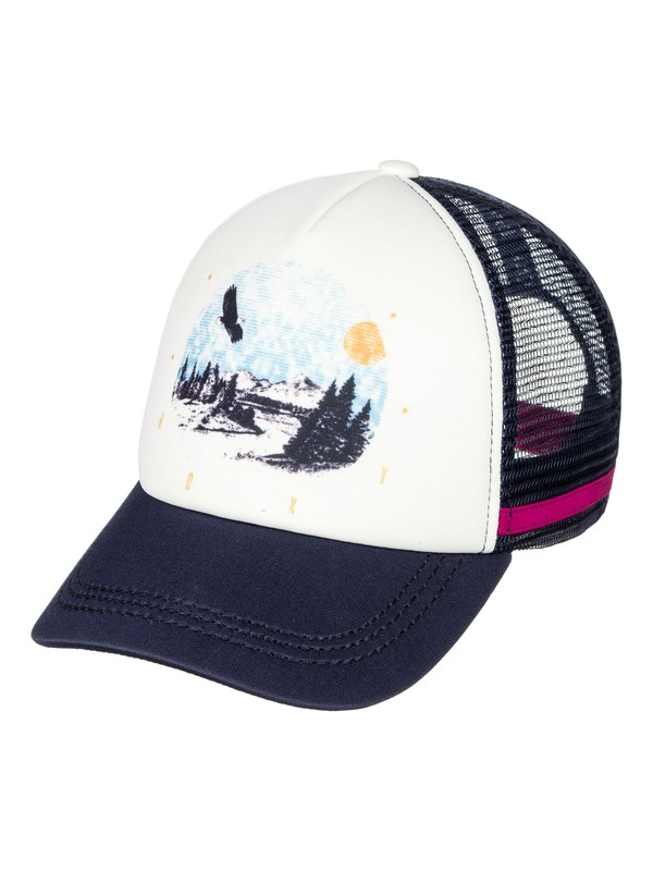 0 Dig This Trucker Hat  ERJHA03314 Roxy