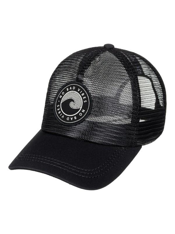 0 Your Baby Patch Trucker Hat  ERJHA03316 Roxy