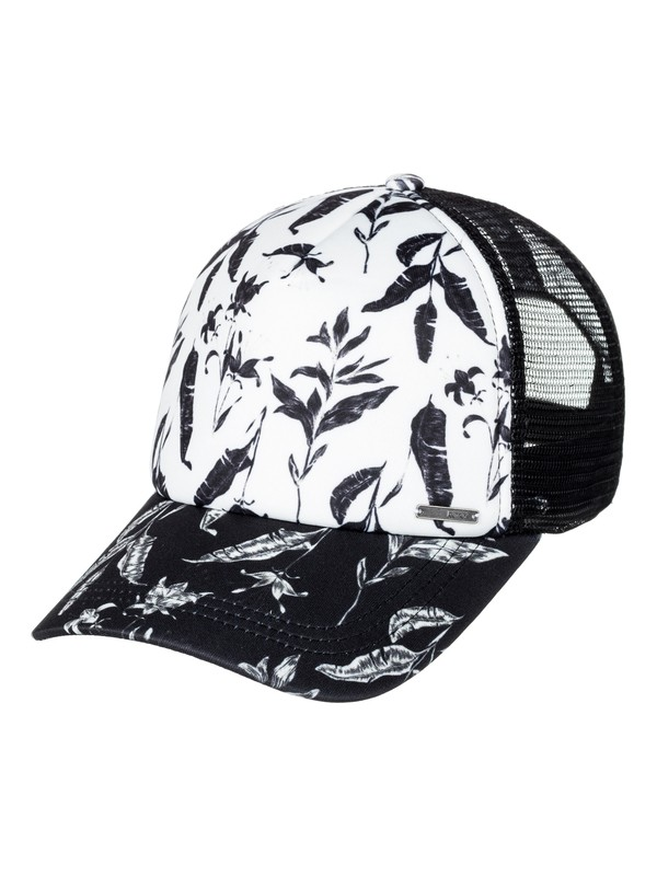0 Water Come Down - Trucker Cap White ERJHA03318 Roxy