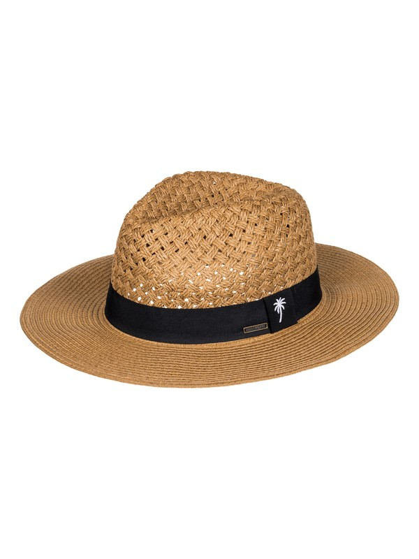 0 Sky Of My Dreams Straw Cowgirl Hat  ERJHA03326 Roxy