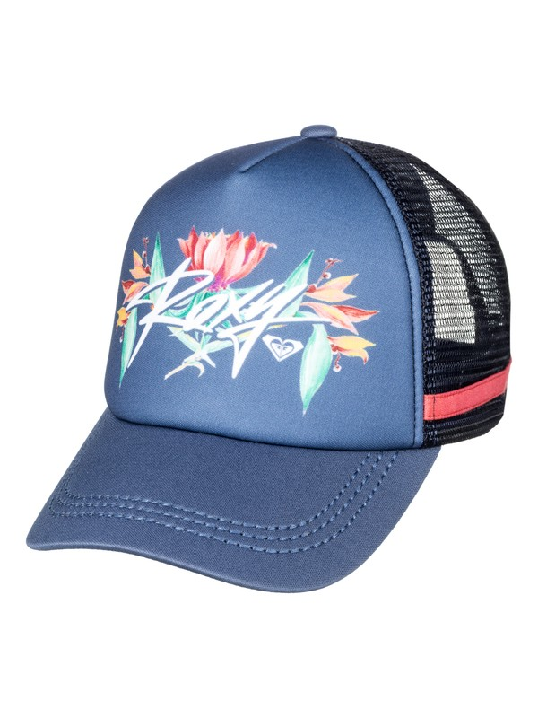 0 Dig This Trucker Hat  ERJHA03353 Roxy