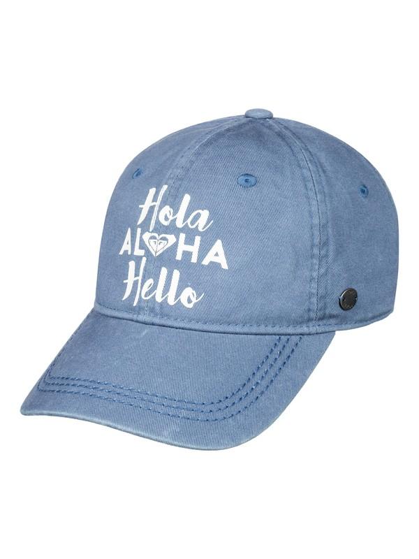 0 Dear Believer Baseball Hat  ERJHA03354 Roxy