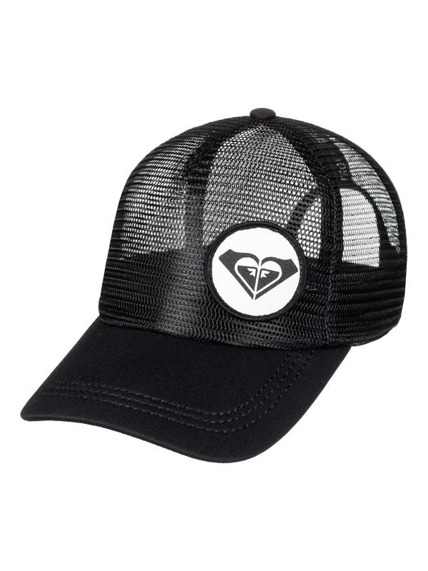 0 Your Baby Patch Trucker Hat  ERJHA03357 Roxy
