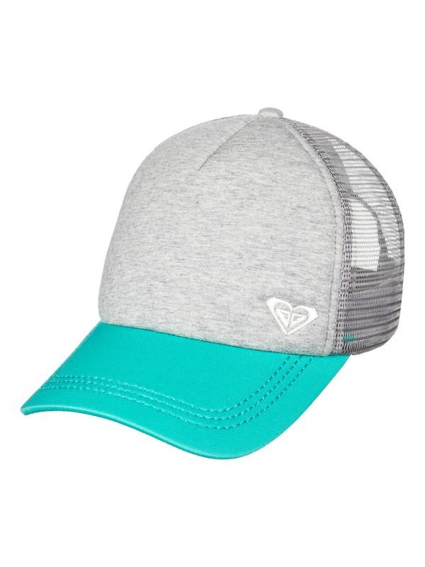 0 Colorblock Trucker Hat  ERJHA03364 Roxy