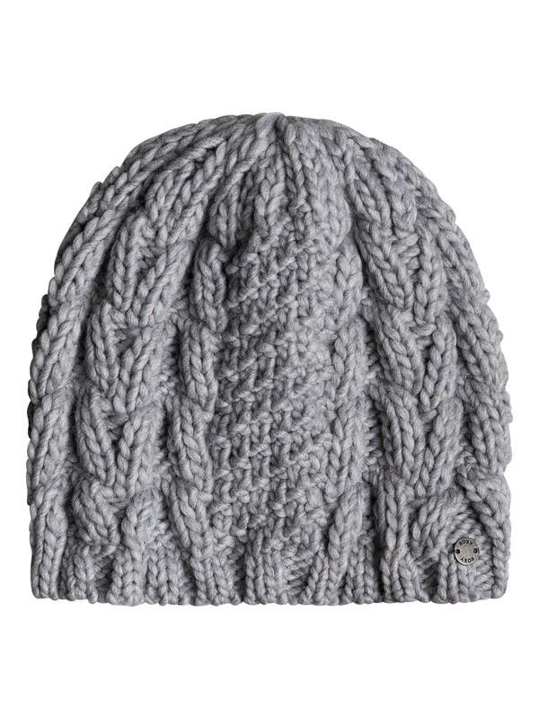 0 Showtimes Knitted Beanie  ERJHA03365 Roxy