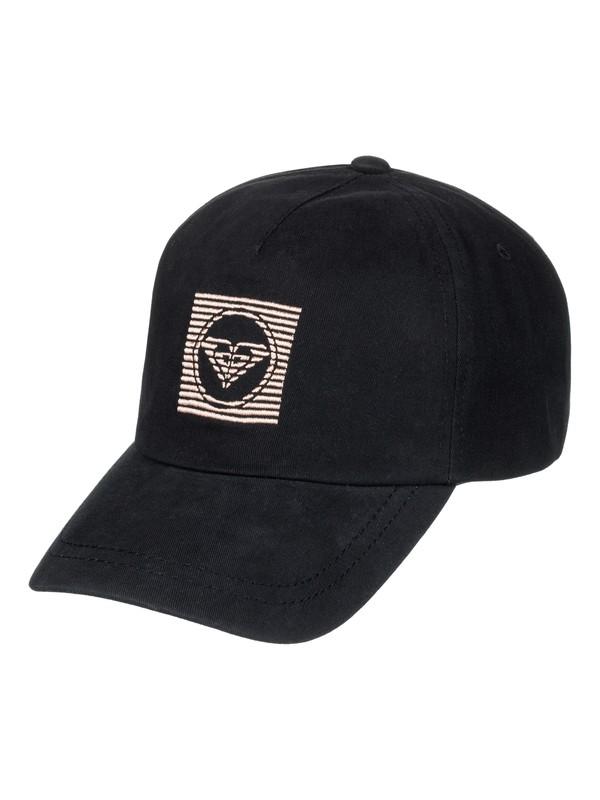 0 Extra Innings B Baseball Cap Black ERJHA03395 Roxy