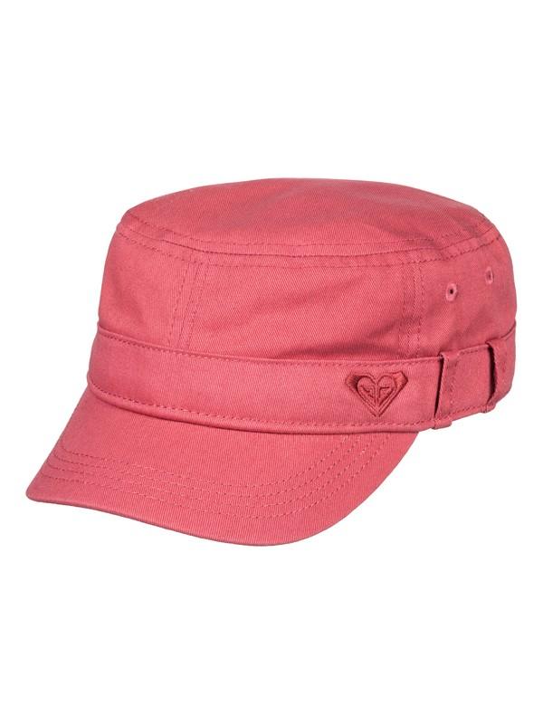 0 Military Cap Pink ERJHA03442 Roxy