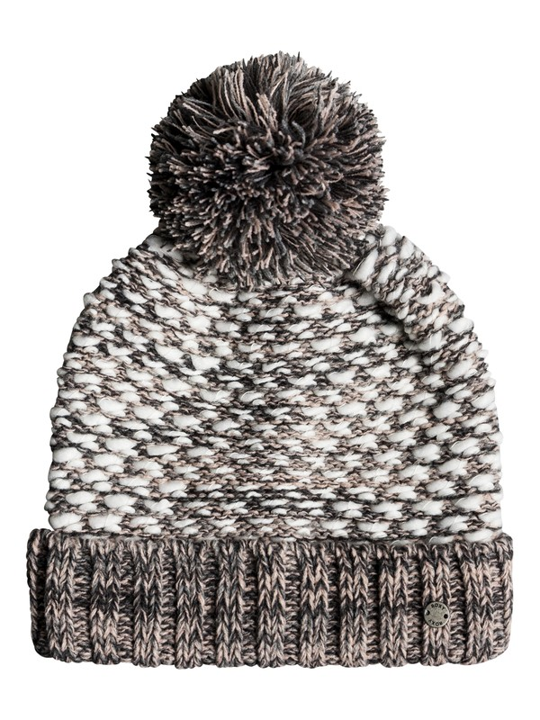 0 Corner Of The Fire Bobble Hat Grey ERJHA03464 Roxy