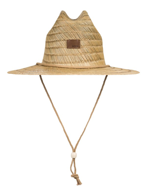 0 Pretty Smiles Sun Hat Beige ERJHA03465 Roxy