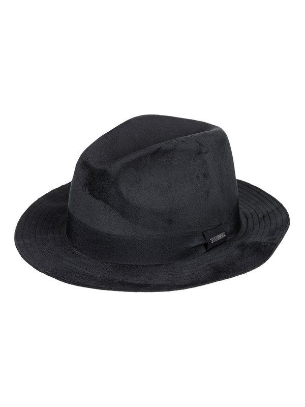 0 Sombrero de Fieltro Kind Of Love Negro ERJHA03473 Roxy