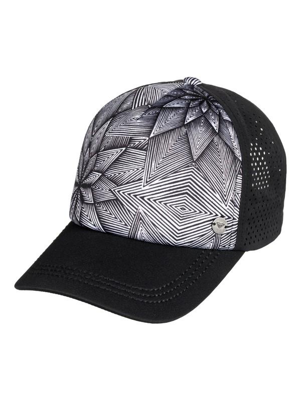 0 Waves Machines - Trucker Cap for Women White ERJHA03479 Roxy