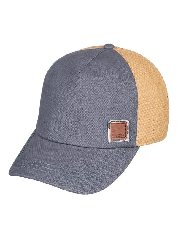 0 Incognito Trucker Hat Black ERJHA03482 Roxy