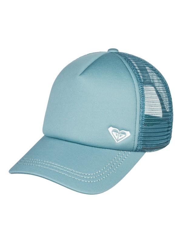 0 Finishline Color Trucker Hat  ERJHA03484 Roxy