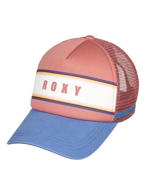 0 Dig This Trucker Hat Pink ERJHA03502 Roxy